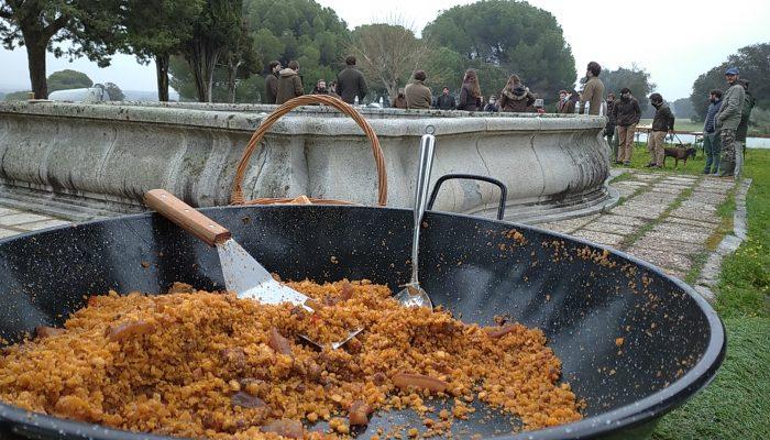 Migas en catering de montería