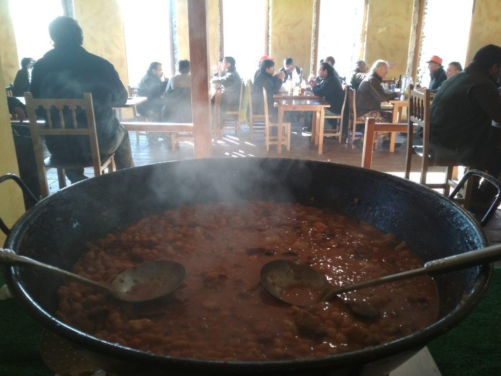 Catering de montería en Guadalajara